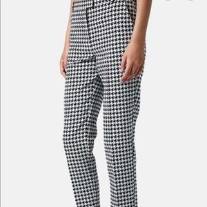 Top shop Houndstooth Trousers